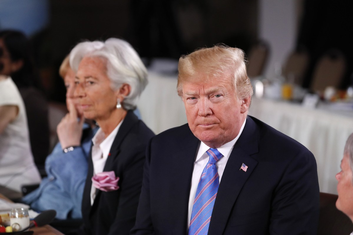 IMF says US tariffs threaten rules-based global trading system