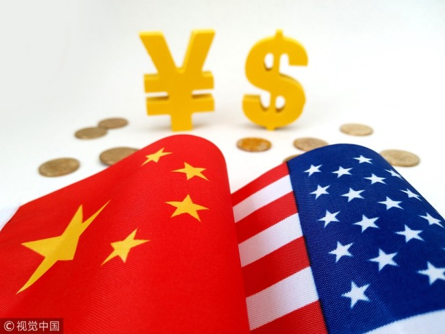 China ready to defend itself in trade battle with US