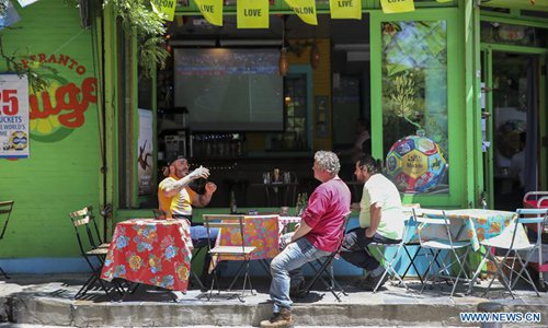Bars, restaurants in New York attract more business during 2018 FIFA World Cup