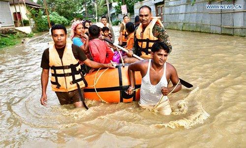 11 killed in floods, rains in NE India