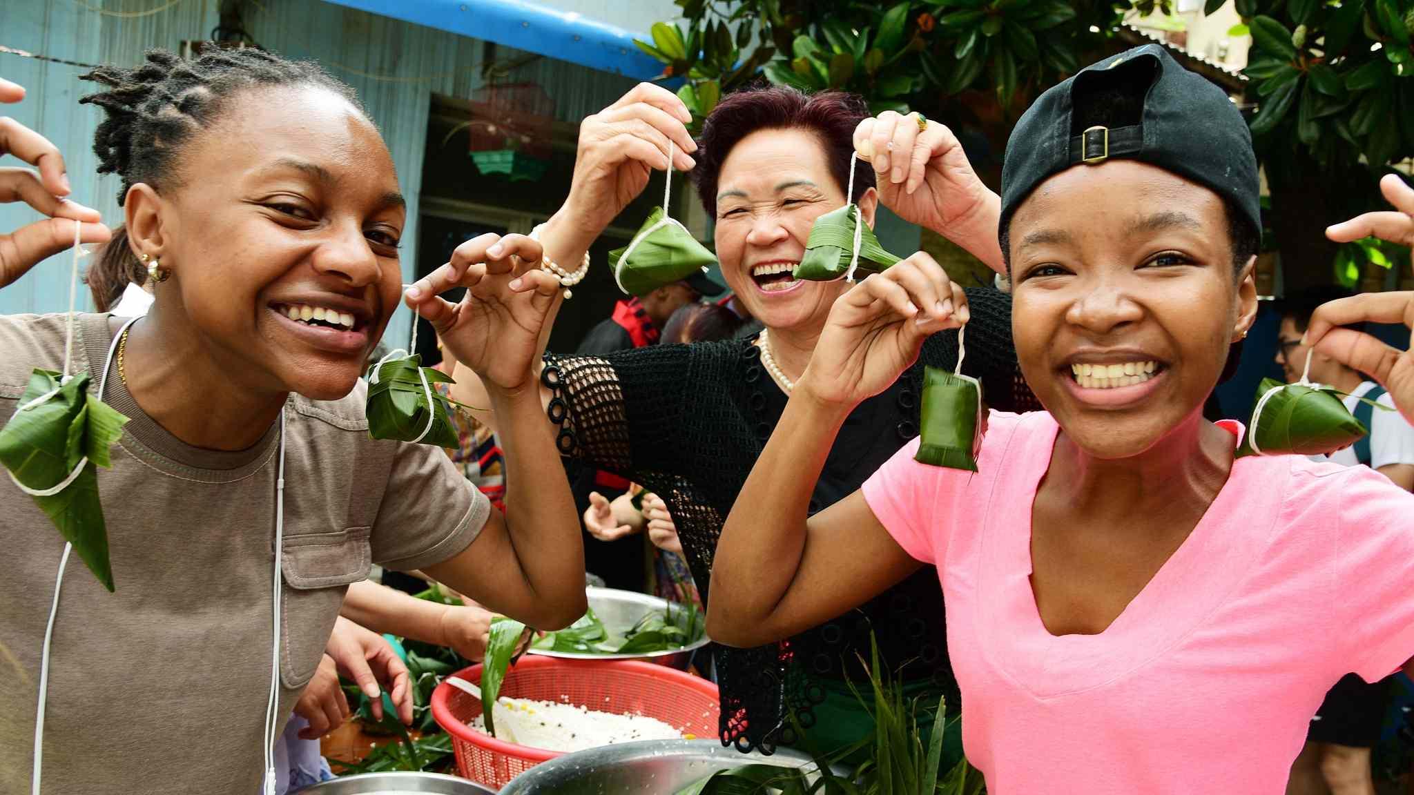 Sweet or salty Zongzi? China celebrates Dragon Boat Festival