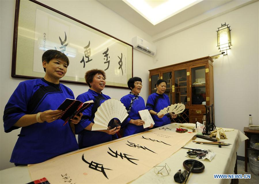 Lingling ancient town opens to public in China's Hunan