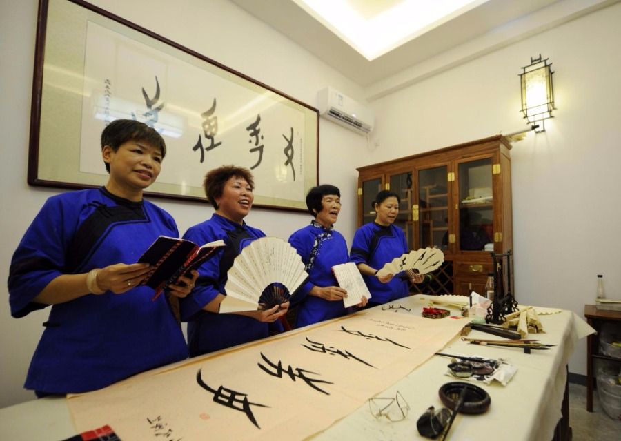 Lingling ancient town opens to public in Central China's Hunan