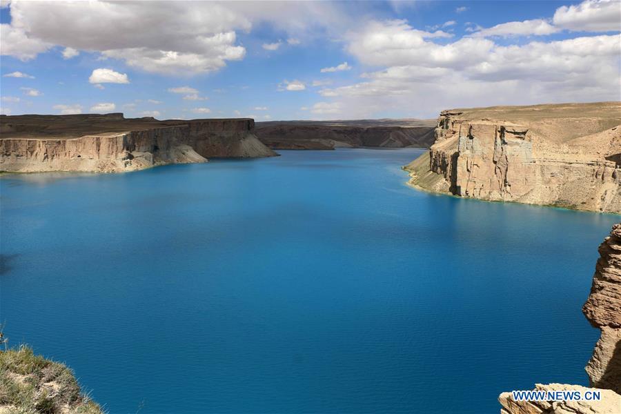 In pics: Band-e-Amir lake in Bamyan, Afghanistan