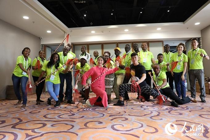 China-Africa Youth Festival opens in Beijing