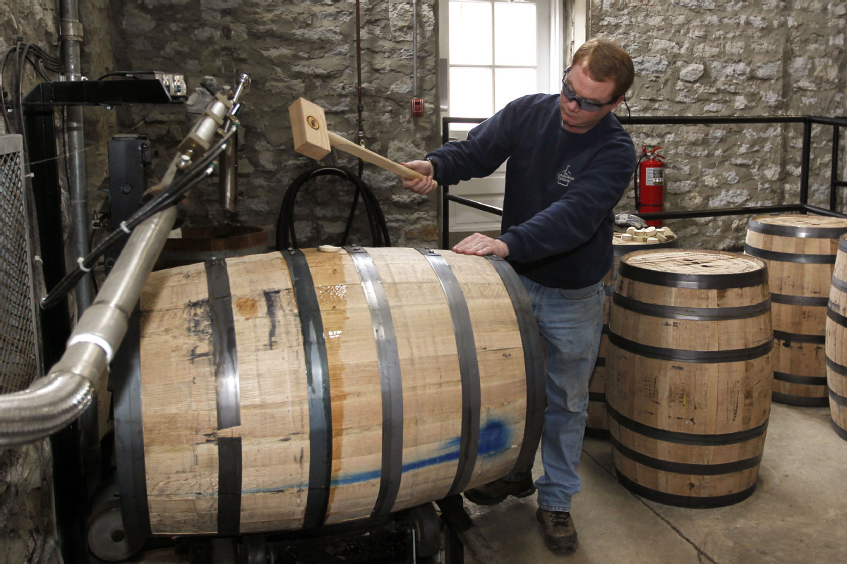 EU hits back at Trump's tariffs with taxes on whiskey, motorcycles
