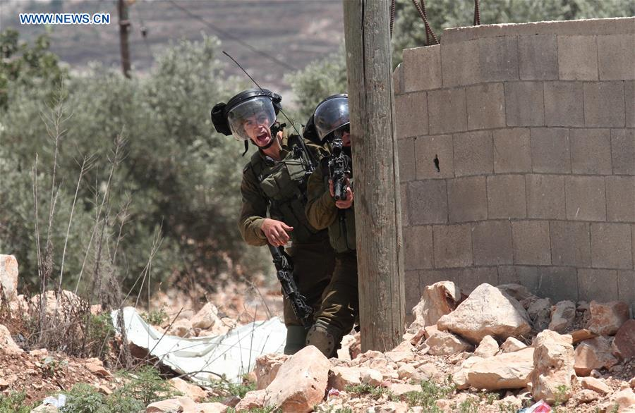 Clashes break out after protest against expanding of Jewish settlements near Nablus