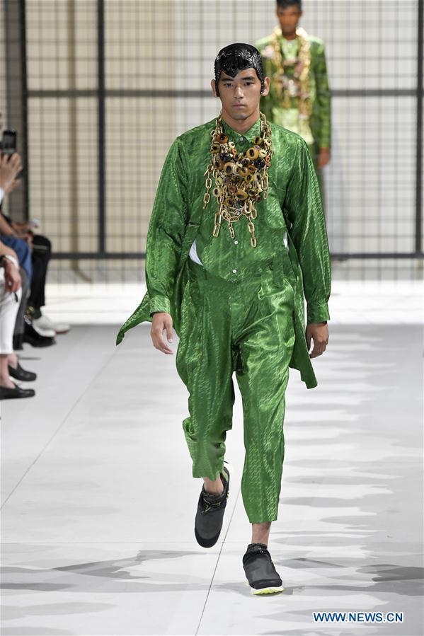 Paris men's fashion week: Comme des Garcons
