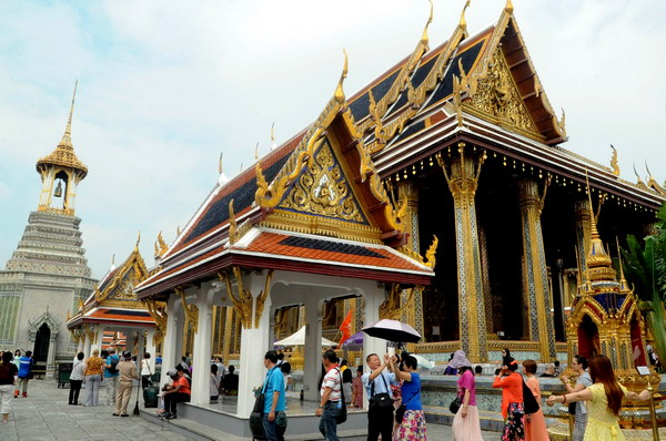 Belt, Road enhances regional benefit of Beijing-Bangkok ties