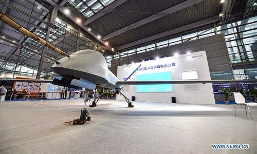 Shenzhen International UAV Expo kicks off
