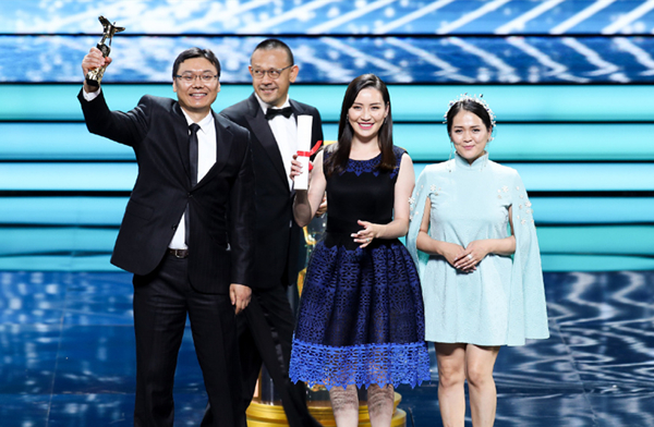 Chinese film 'Ala Changso' wins Golden Goblets in Shanghai