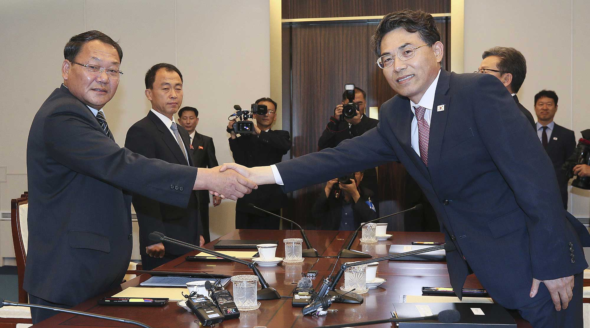 S. Korea, DPRK agree to conduct joint study on connecting railways over border