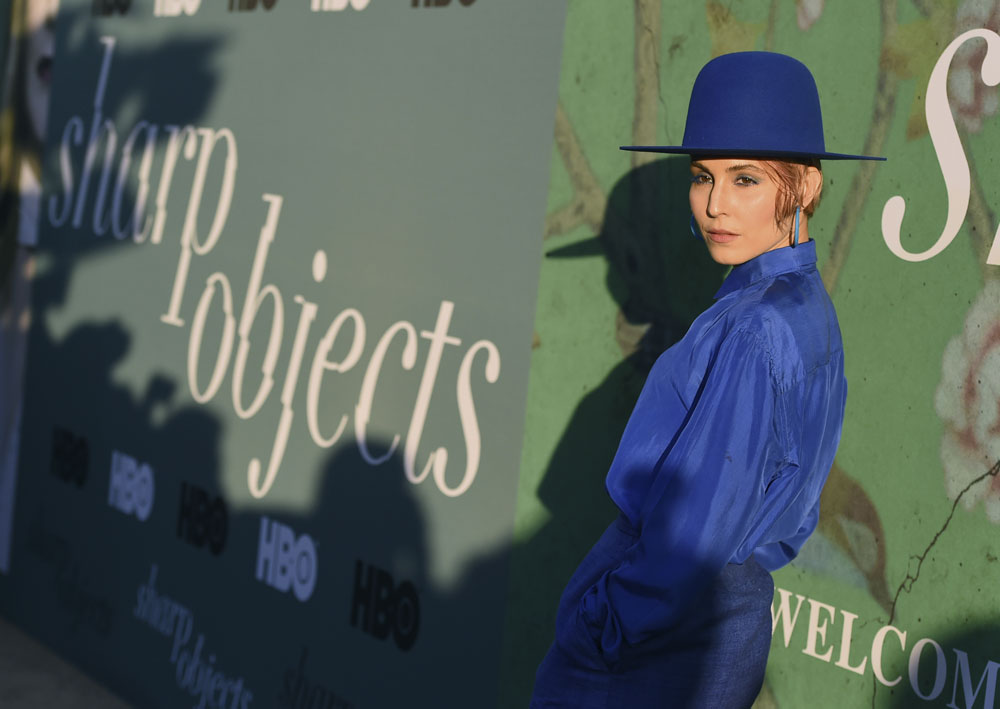 La Premiere Of 'Sharp Objects'