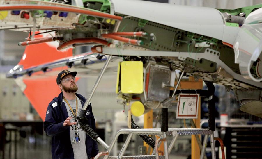 Trade angst grips Washington