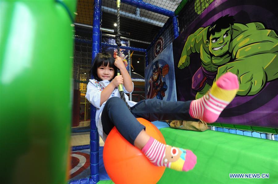 Theme park of Marvel Experience Thailand kicks off in Bangkok