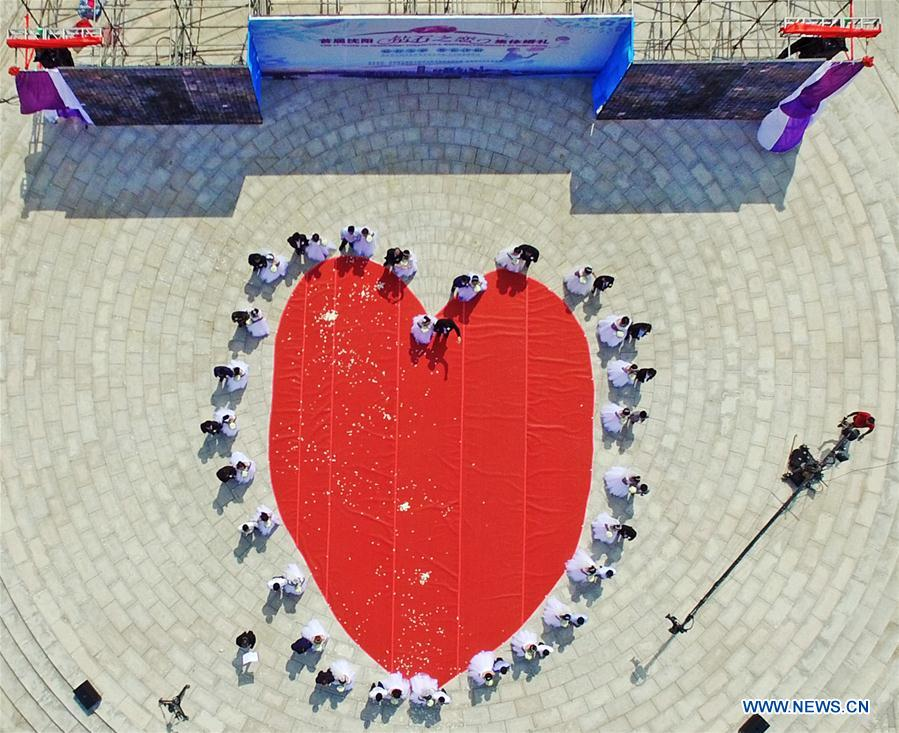 Group wedding held in NE China's Liaoning
