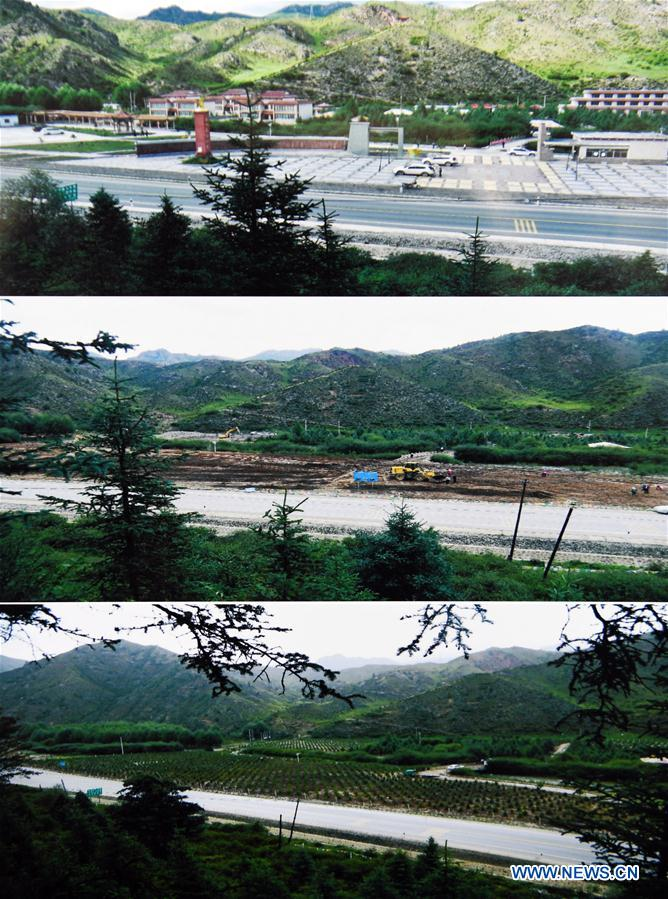 Gansu takes measures to protect Qilian Mountains nature reserve
