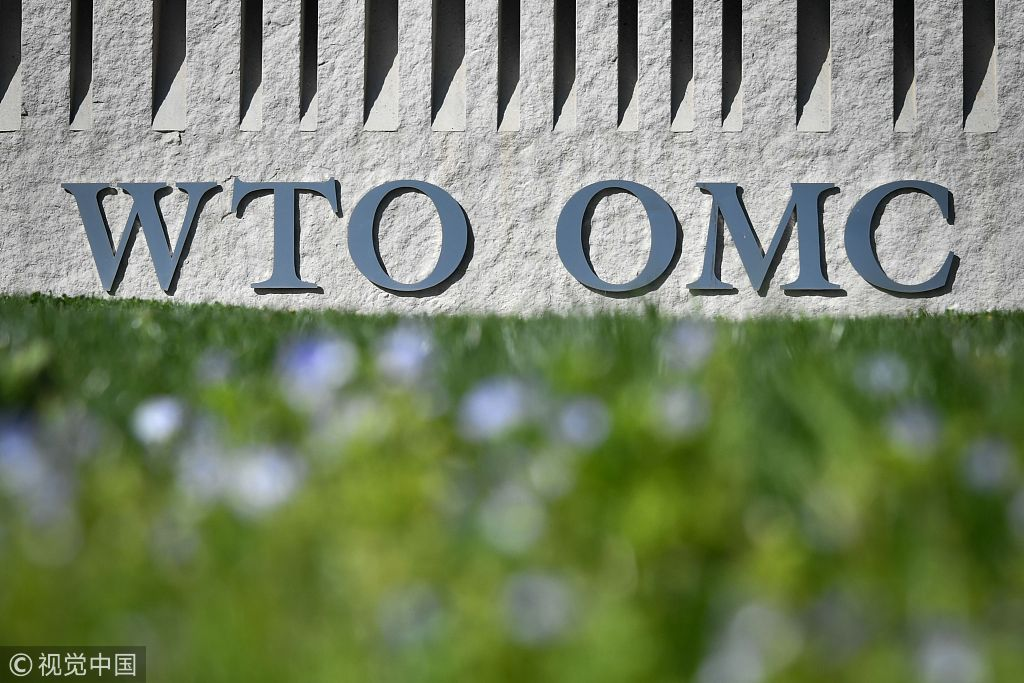 China's support for WTO causes lauded