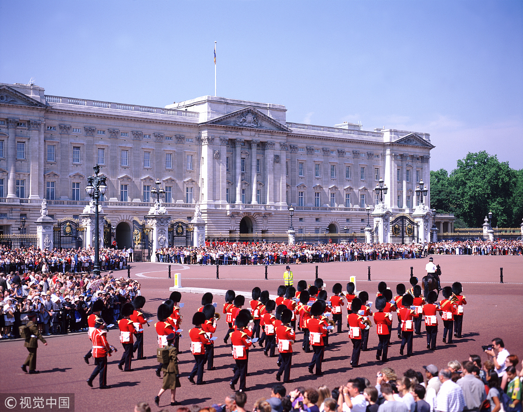 Millions to be spent on Buckingham Palace to avert catastrophe