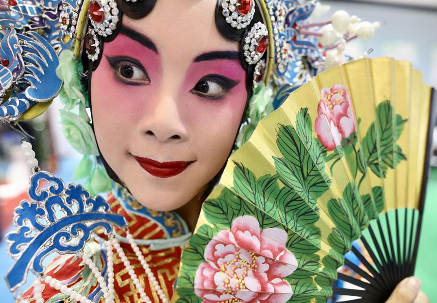 Beijing hosts 2018 China Art Education Expo