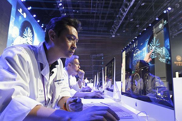 AI defeats elite doctors in diagnosis competition