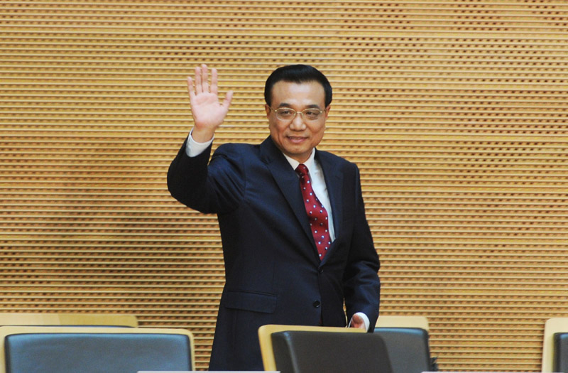 Chinese premier envisions closer cooperation with CEE countries
