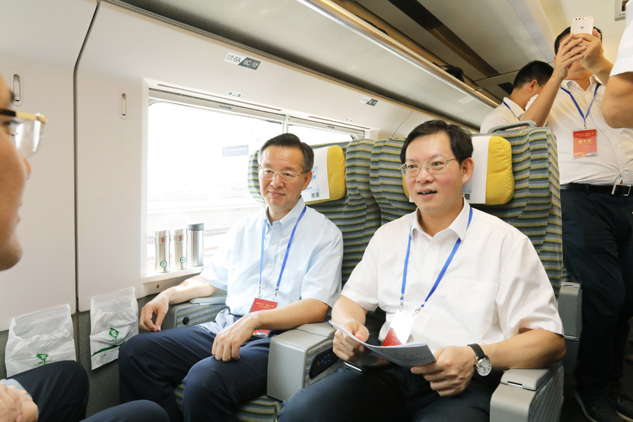High-speed rail puts Zhanjiang on fast-track for economic growth