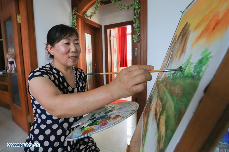 Muyun'an community boosts tourism based on cultural heritages in E China's Shandong