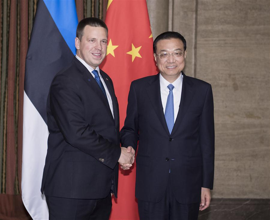 Li: Estonia welcome to join China-Europe Railway Express