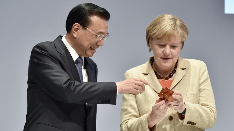 A look back at the past eight Li-Merkel meetings