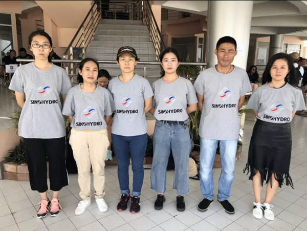 POWERCHINA does its part in Phuket rescue