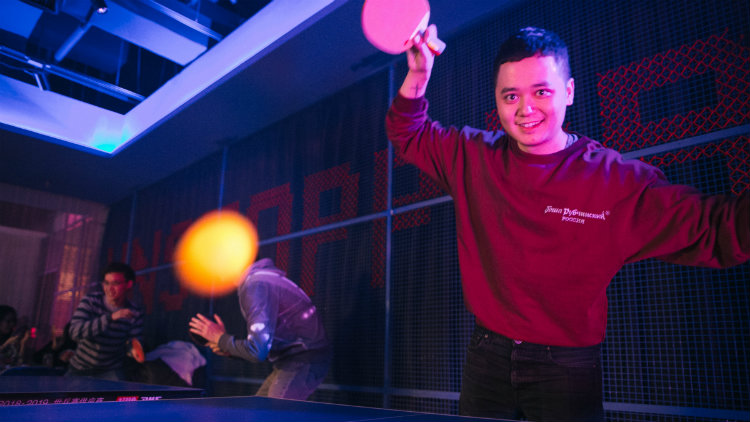 Beijing's best activity bars
