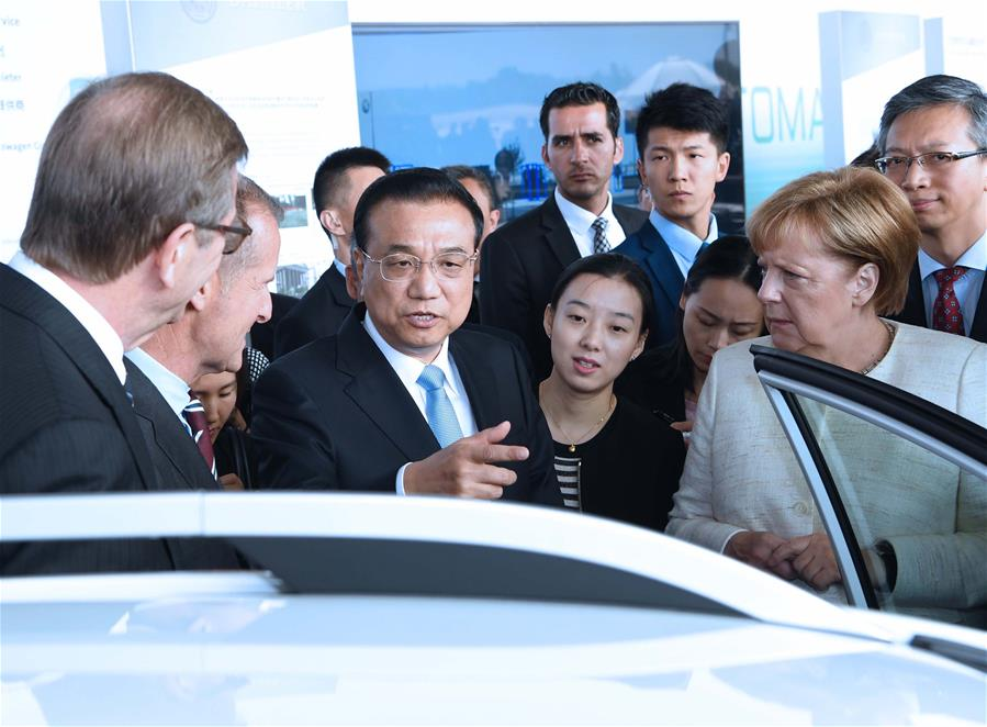 Premier's Germany trip helps boost China-Europe co-operation:expert