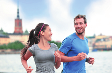 Finding the right partner helps to prioritize workouts