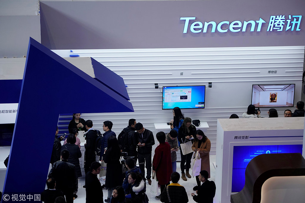 Tencent, Alibaba make Fortune's top 10 most profitable companies