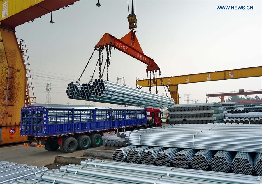 Industry upgrading promoted in Qian'an, north China's Hebei