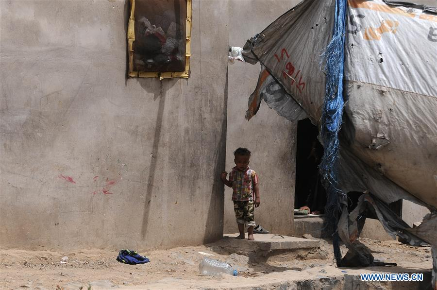 Over 35,000 Yemeni families flee war-torn Hodeidah