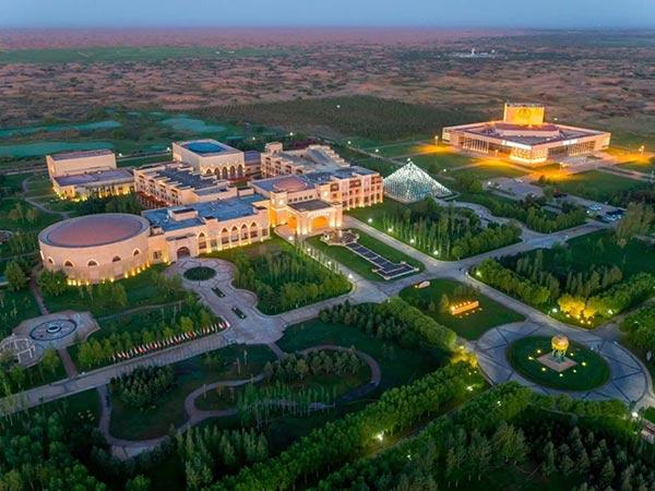 Inner Mongolia's Kubuqi Desert to hold spectacular balloon festival