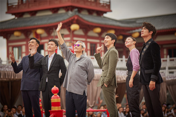 Tsui Hark back to the old days with new film 'Detective Dee'