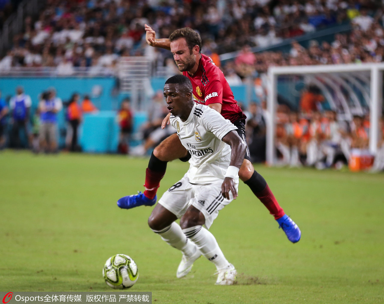 Man United hold on to beat Real Madrid