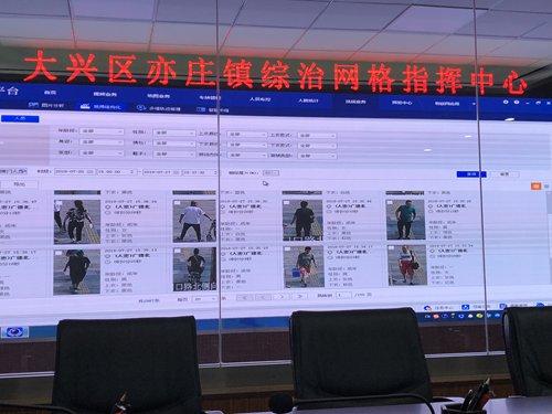 Ubiquitous surveillance cameras in a Beijing district reduce crimes by 40%