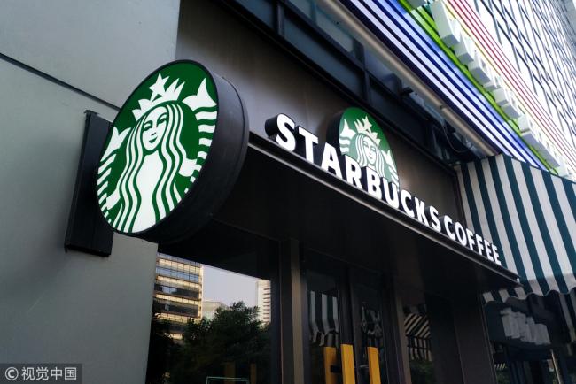 Marriage between Starbucks and Alibaba amid China-US trade war