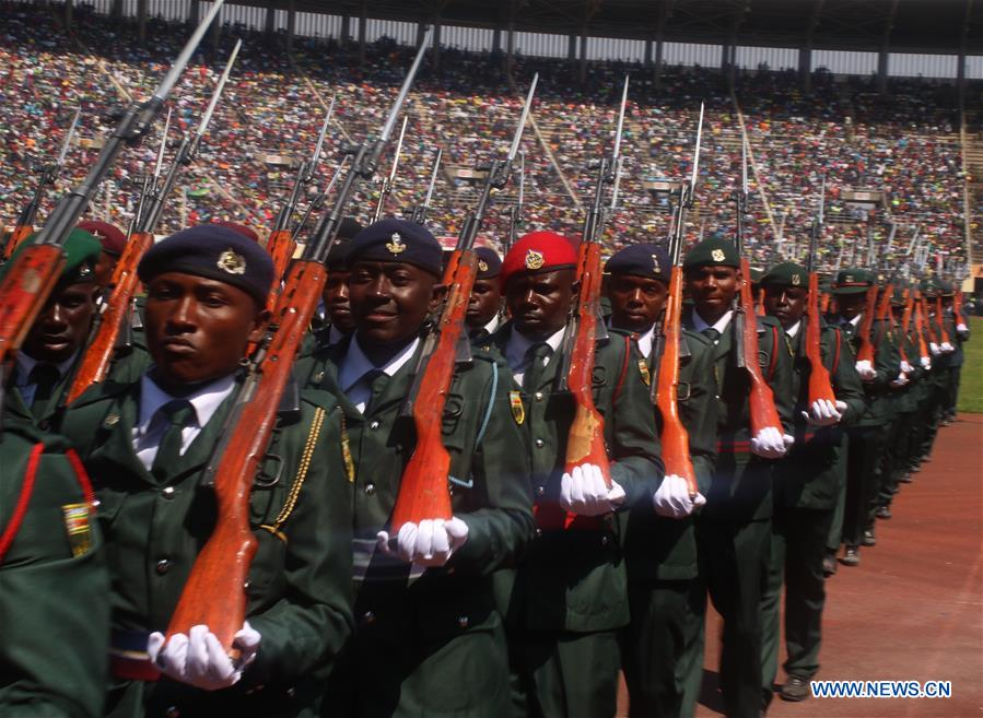 Defense Forces Day commemoration ceremony held in Zimbabwe