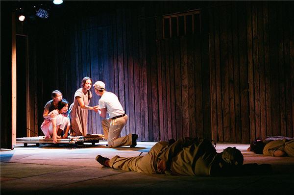 The 'Comfort Women' musical with an all-Asian cast returns