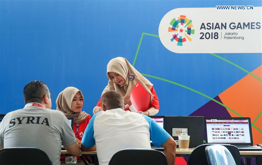 A glimpse of Asian Games Village in Jakarta