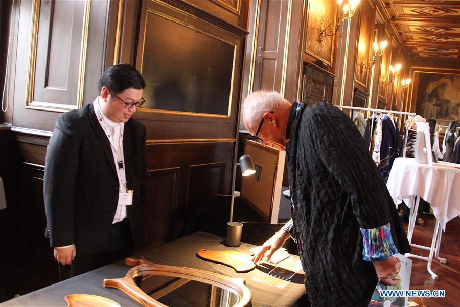 Exhibition'Design China' opens in Copenhagen, Denmark