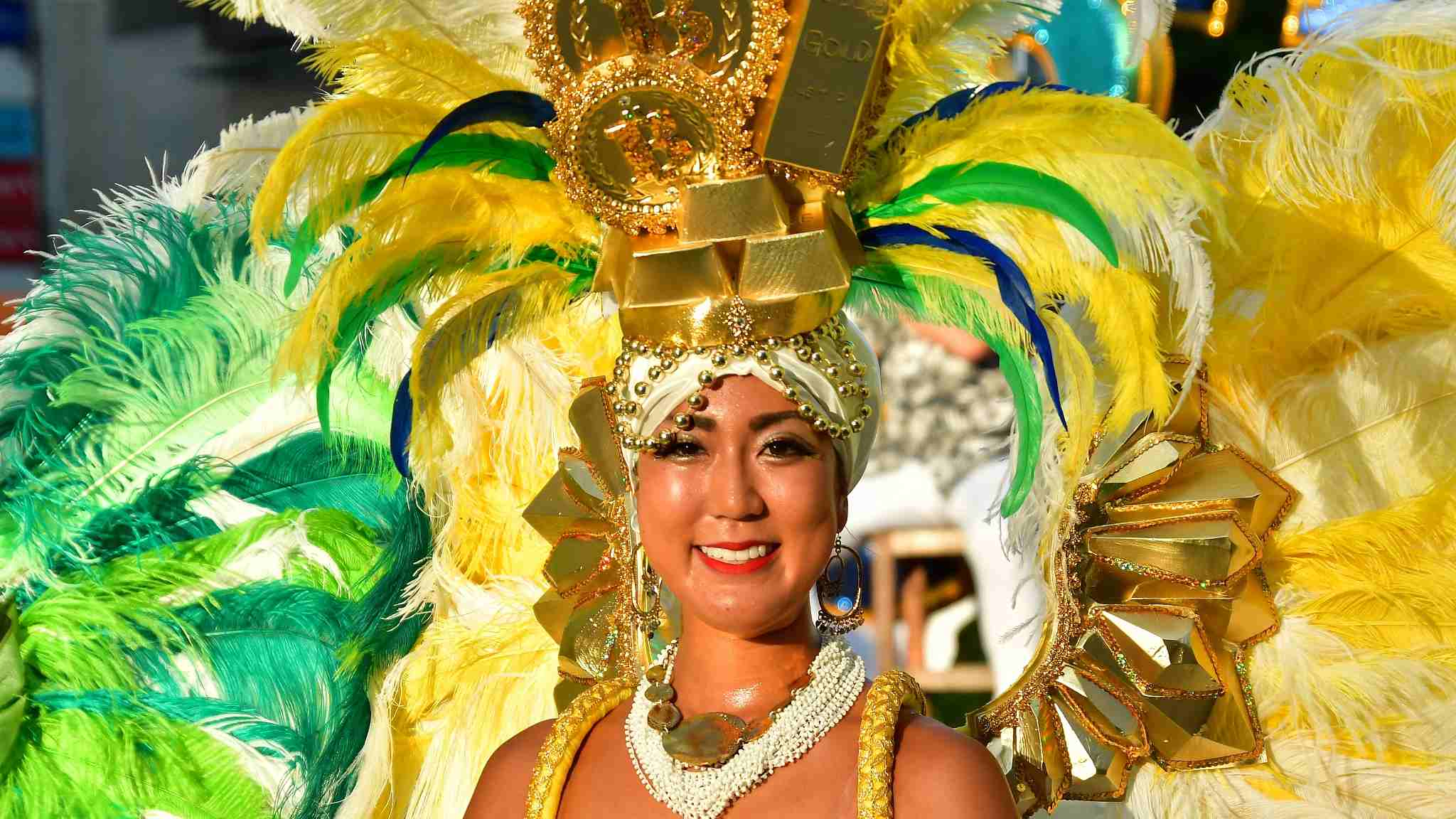 Move over, Rio – Tokyo is hosting its own Samba carnival