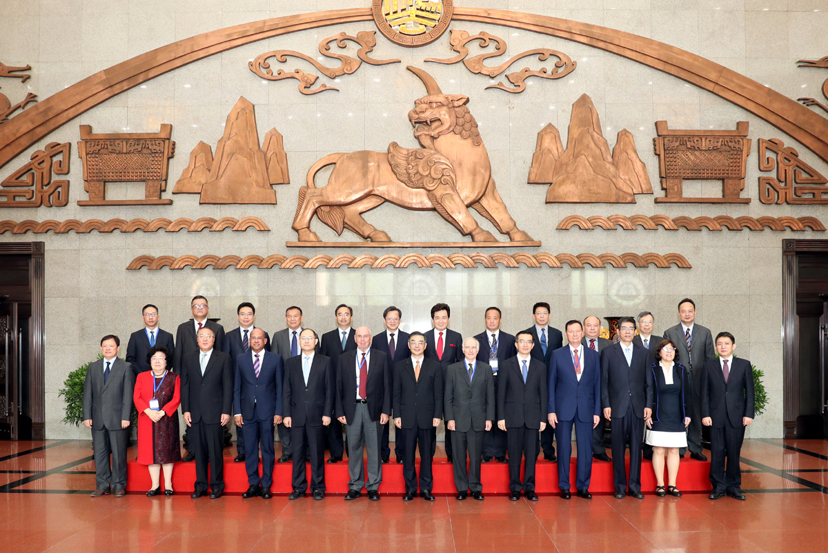 China launches International Commercial Expert Committee