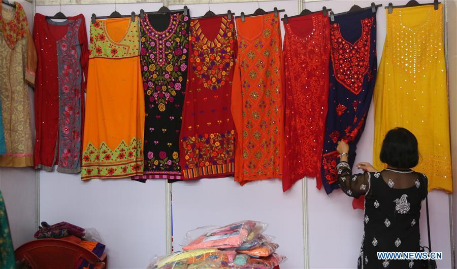 In pics: Teej Fair organized for upcoming Teej festival in Kathmandu, Nepal