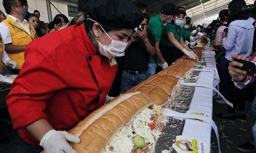 One big torta